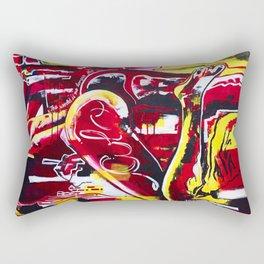 Culo Rectangular Pillow
