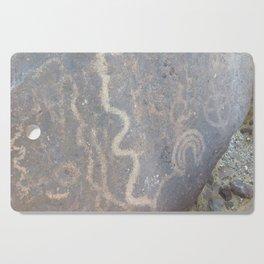 Petroglyphs Nevada Cutting Board