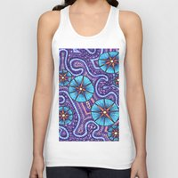 celestial Tank Tops featuring Celestial by ErinNNelson
