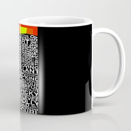 "The Many ""Me's"" Coffee Mug"