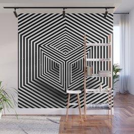 Cube Wall Mural