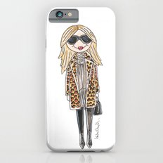 Little Kate Moss Slim Case iPhone 6