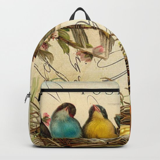 Sweet birds #5 Backpack