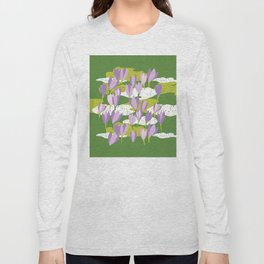 First crocus Long Sleeve T-shirt