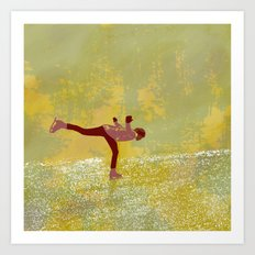 Dreamers fly Art Print