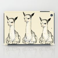 three of the possessed iPad Cases featuring three by youareconstance
