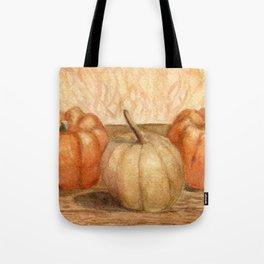 Mini Pumpkins I Tote Bag