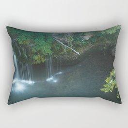 Natural Falls Rectangular Pillow