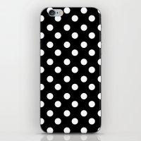 polka iPhone & iPod Skins featuring • • • polka by MONMONDERNDELLA
