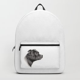 Staffy Backpack