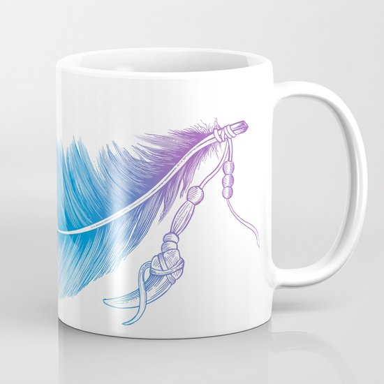 Colors of a Feather Mug
