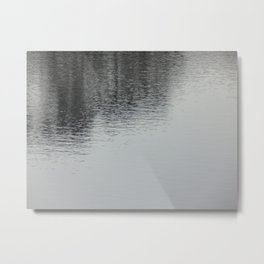 Fading Waters Metal Print