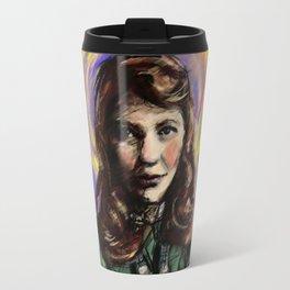 St. Sylvia Plath Travel Mug