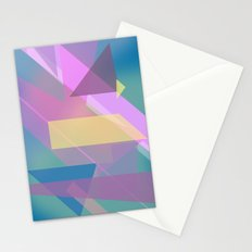 Abstract Pattern Design 1  Stationery Cards