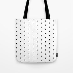 lightning bold pattern Tote Bag