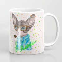 hawaii Mugs featuring Hawaii by dogooder