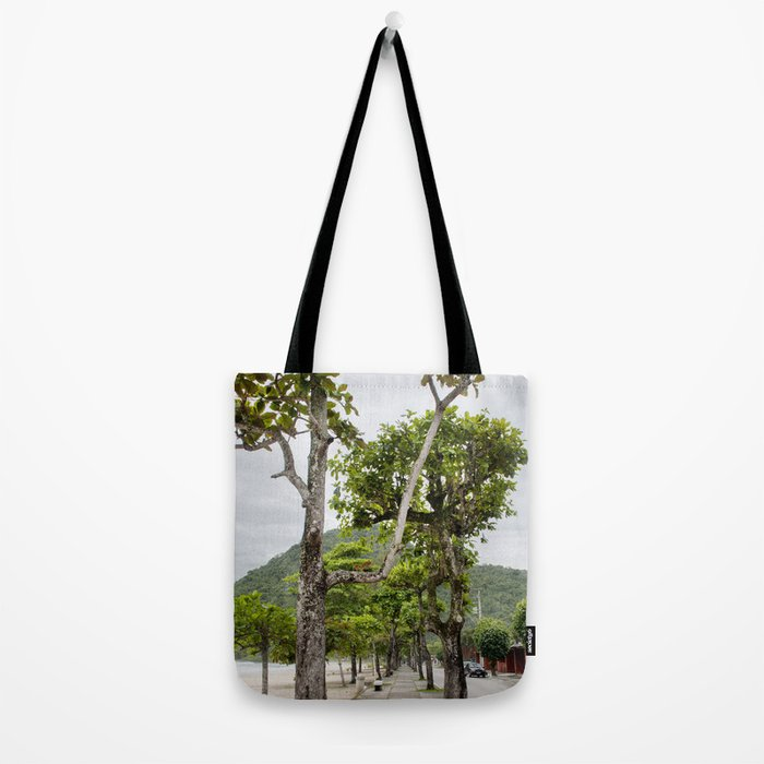 Street of Angra dos Reis (Brazil) Tote Bag