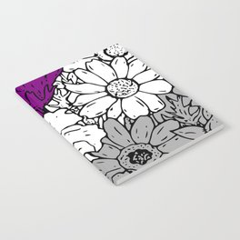 Asexual flowers Notebook