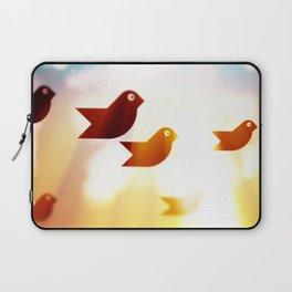 Sky Birds Laptop Sleeve