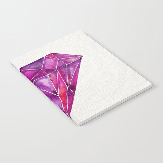 Rhodolite Notebook