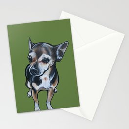 Artie the Chihuahua Stationery Cards