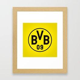 Borussia Dortmund Framed Art Print