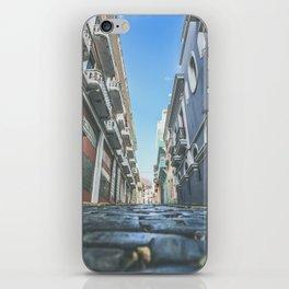 Puerto Rico Streets iPhone Skin