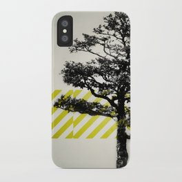 Ulmus parvifolia (Defying the Odds) iPhone Case