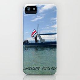 Nicoya Costa Rica iPhone Case
