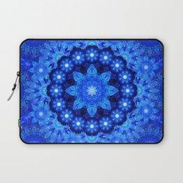Lapis Crown Mandala Laptop Sleeve