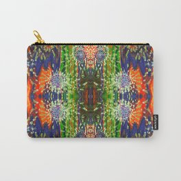 Induced Cosmic Revelations (Four Dreams, In Mutating Cycle) (Reflection) Carry-All Pouch