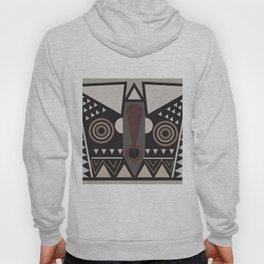 African Tribal Pattern No. 47 Hoody