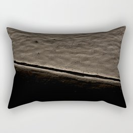 Painted Holes Rectangular Pillow