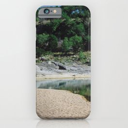 Hill Country 912 iPhone Case