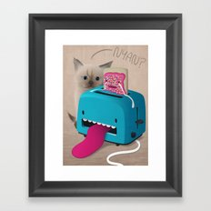 Pop Tart Framed Art Print