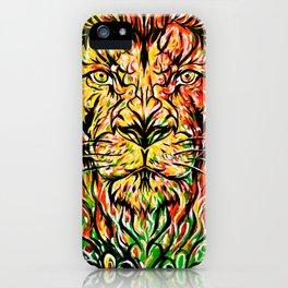 Lion in Zion iPhone Case