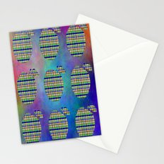 Array Of Apples  Stationery Cards
