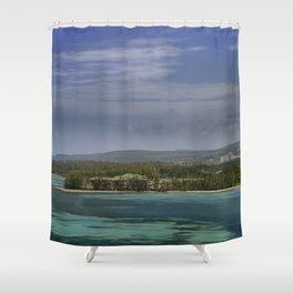 Falmouth Jamaica Shower Curtain