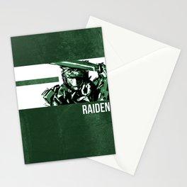 Raiden Stationery Cards