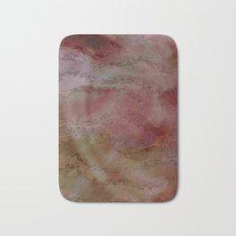 Pink Look Bath Mat