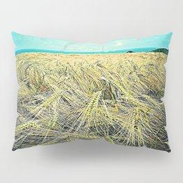 wheat fields Pillow Sham