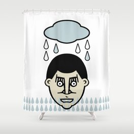 REIGN Shower Curtain