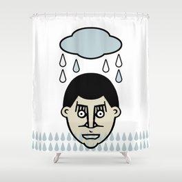 REIGN Shower Curtain
