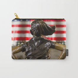 Fearless but Distant Carry-All Pouch