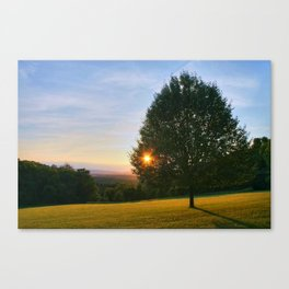 Poetry of Nature Canvas Print