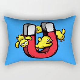 Chick Magnet Rectangular Pillow
