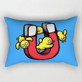 Chick Magnet Rectangular Pillow