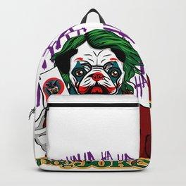 Dog Joker Backpack