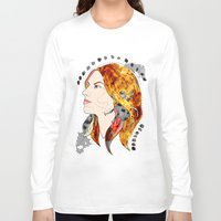 bugs Long Sleeve T-shirts featuring bugs by Dagmara Jagodzinska