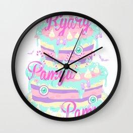Kyary Pamyu Pamyu 5 T-shirt Wall Clock